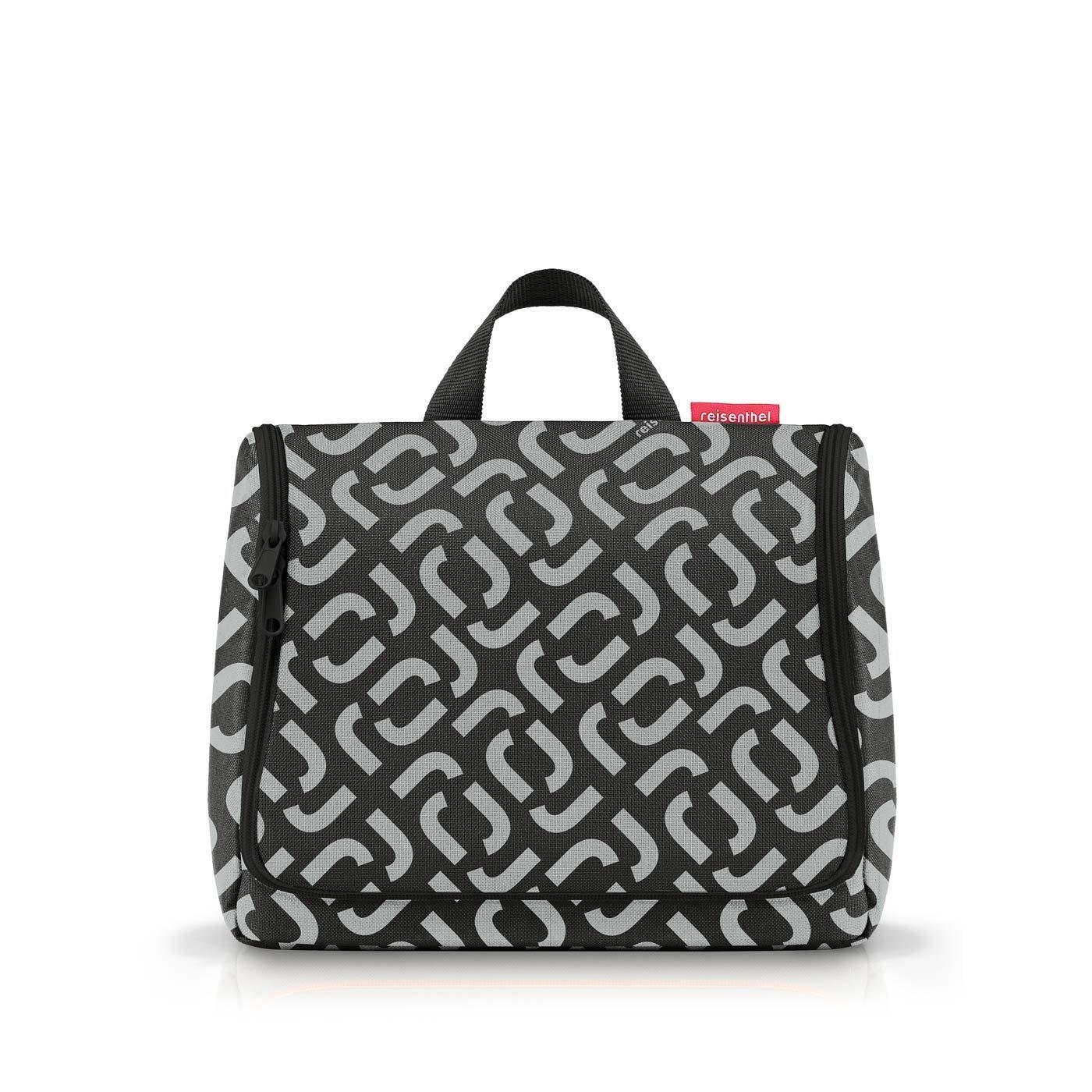 Kosmetická taška Toiletbag XL signature black_1
