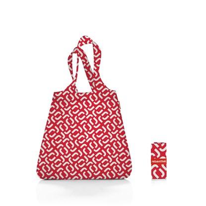 Skládací taška Mini Maxi Shopper signature red_1