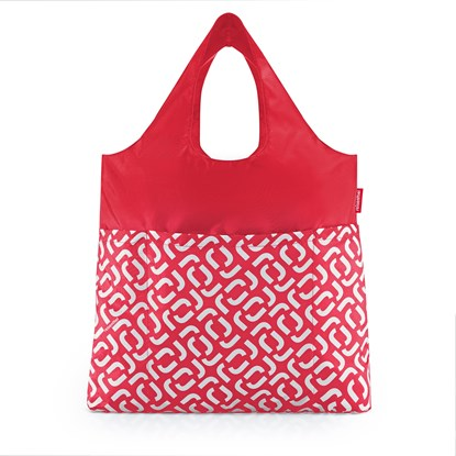 Skládací taška Mini Maxi Shopper plus signature red_0