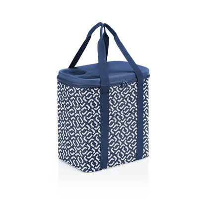 Termotaška Coolerbag XL signature navy_2