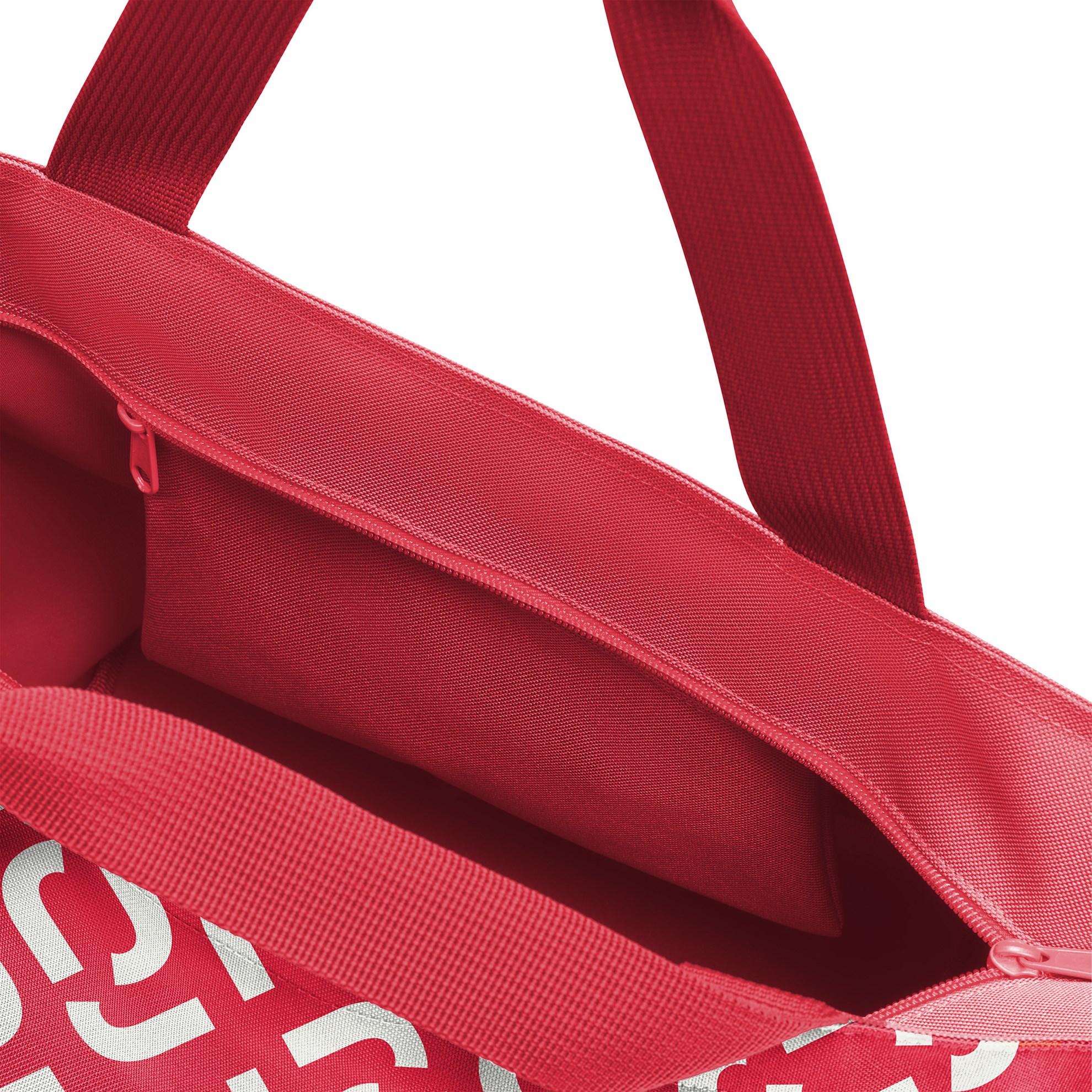 Nákupní taška Shopper M signature red_0