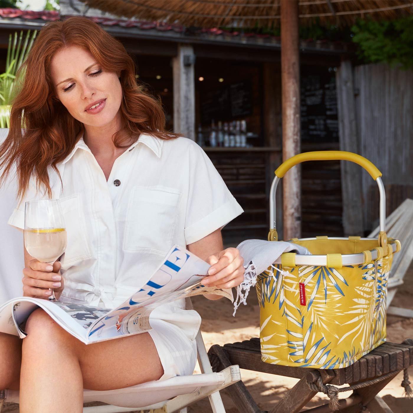 Nákupní košík Carrybag jungle curry_0