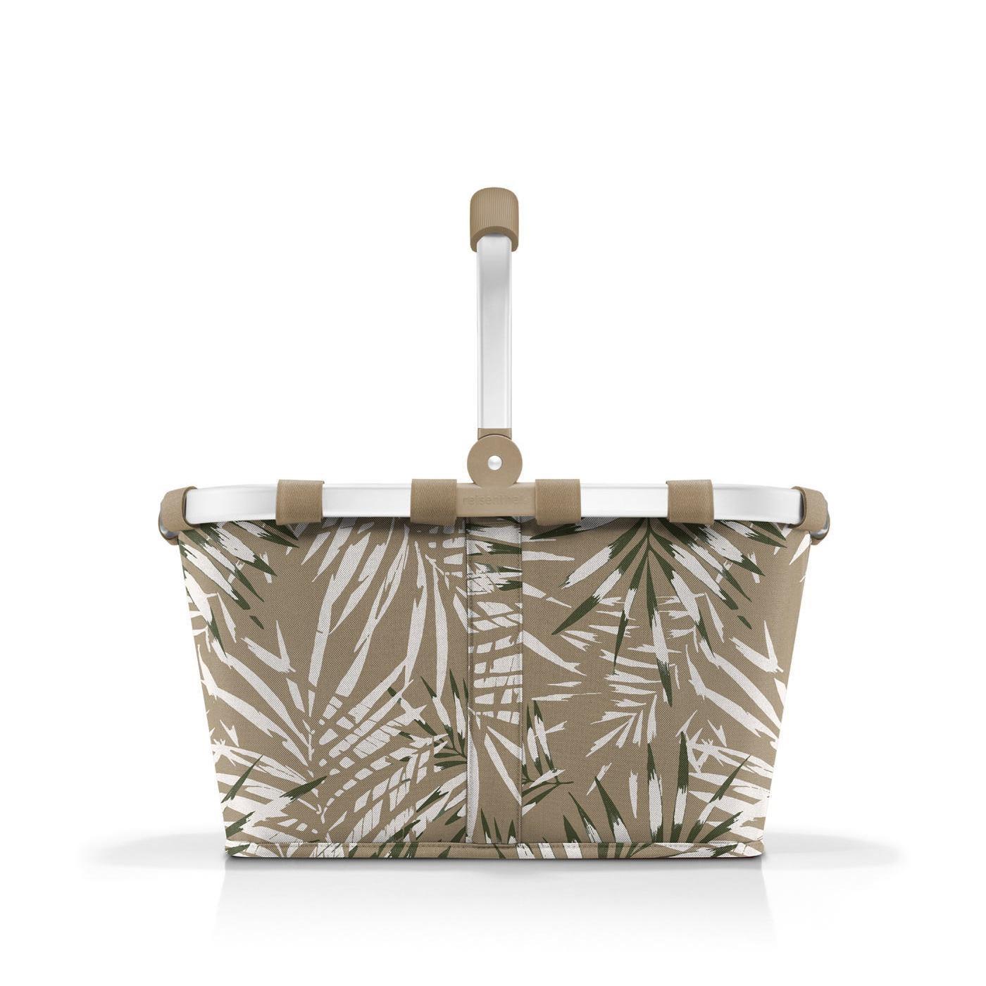 Nákupní košík Carrybag jungle sand_1
