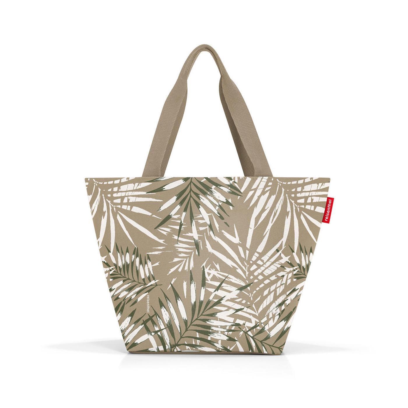 Nákupní taška Shopper M jungle sand_1