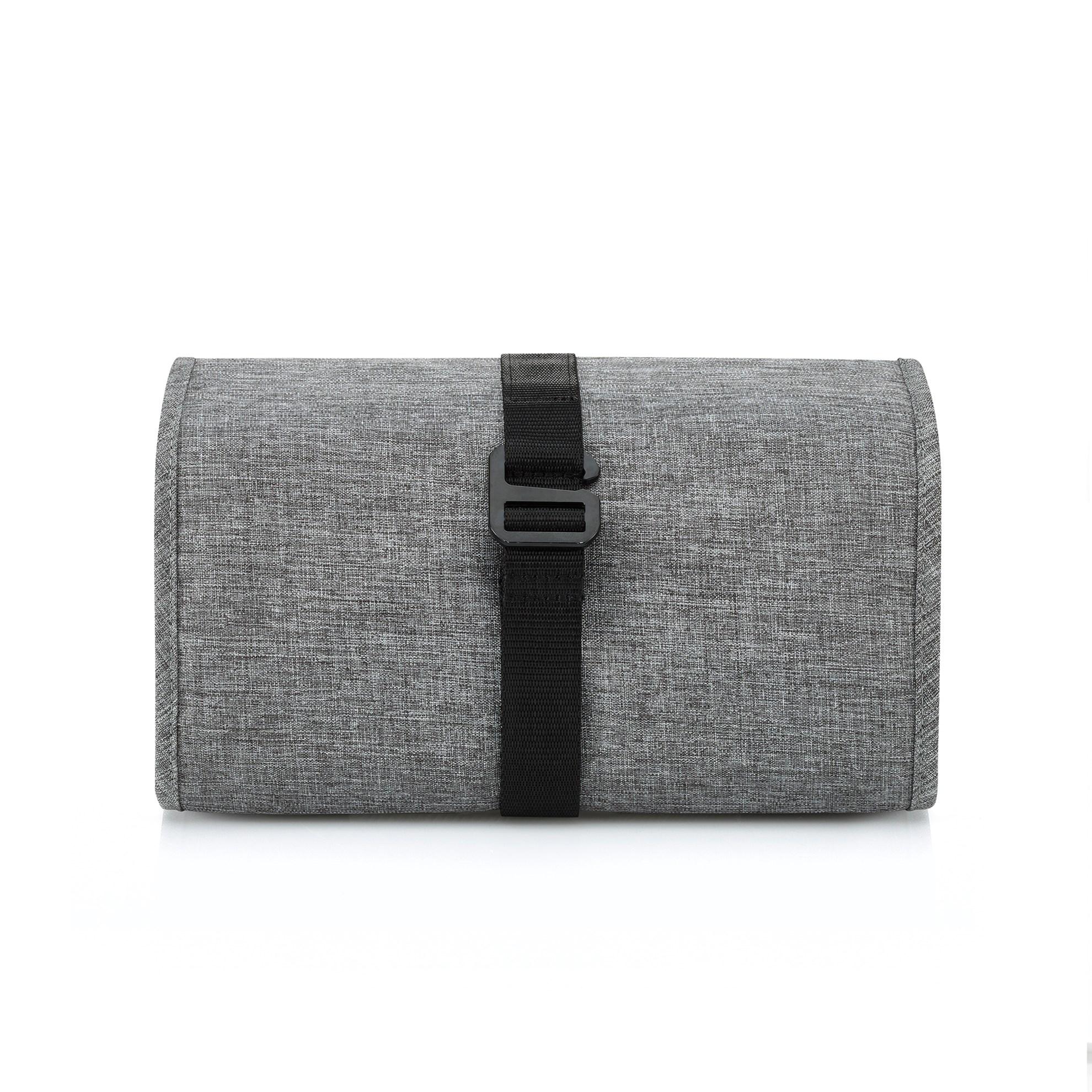 Kosmetická taška Wrapcosmetic twist silver_1