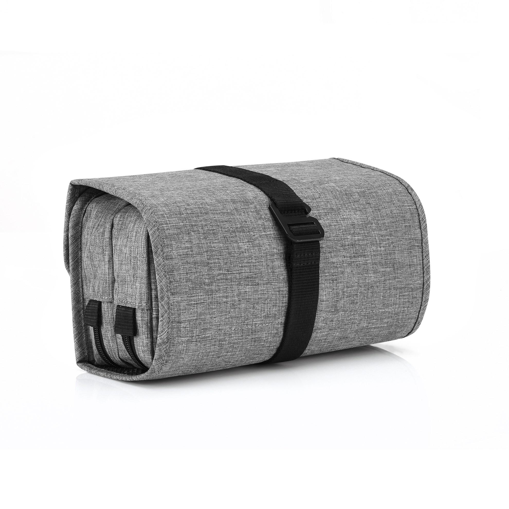 Kosmetická taška Wrapcosmetic twist silver_2