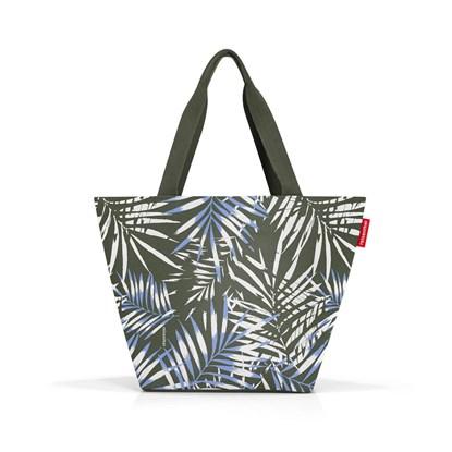 Nákupní taška Shopper M jungle trail green_1