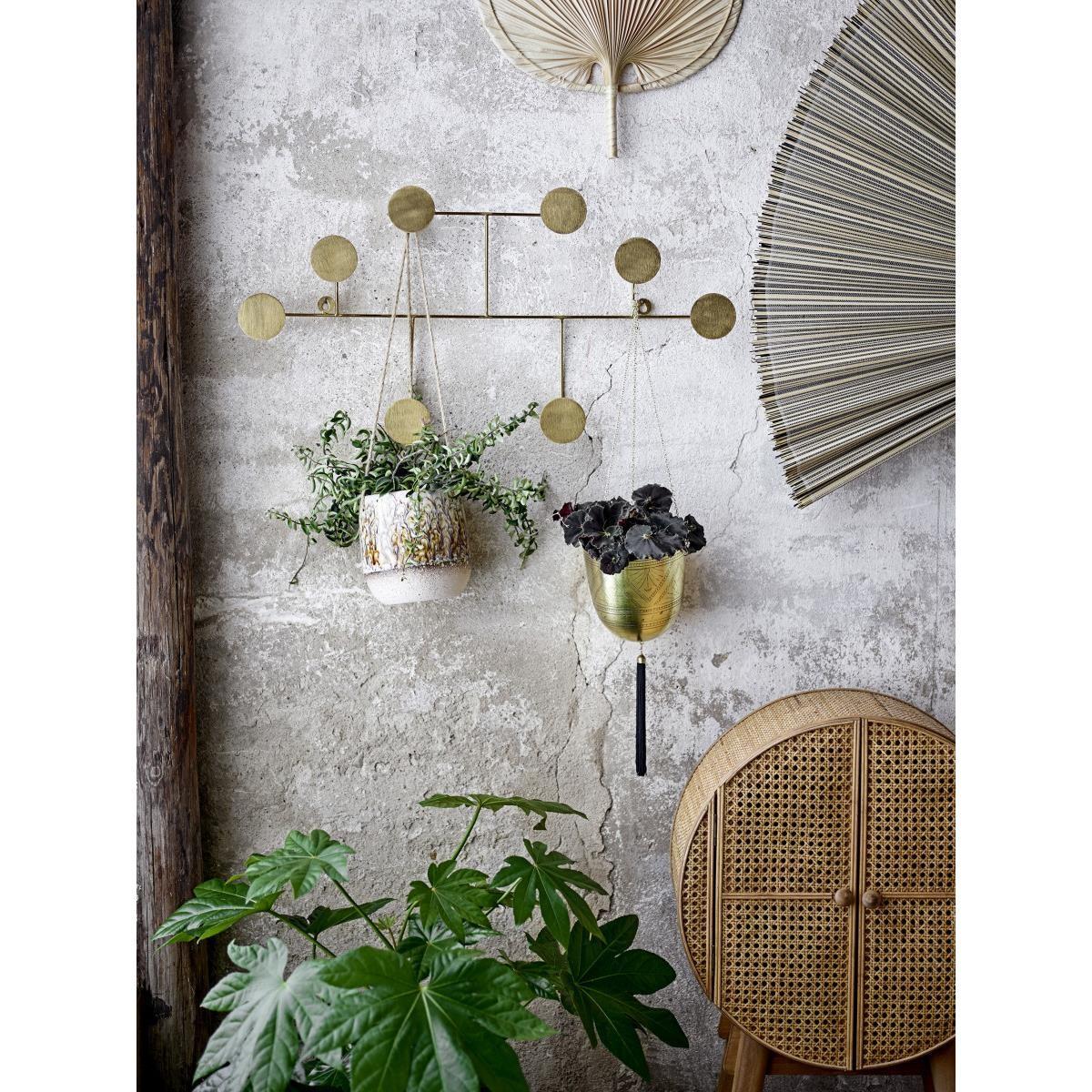 Dekorace na zeď - palmový list, SET2ks_9