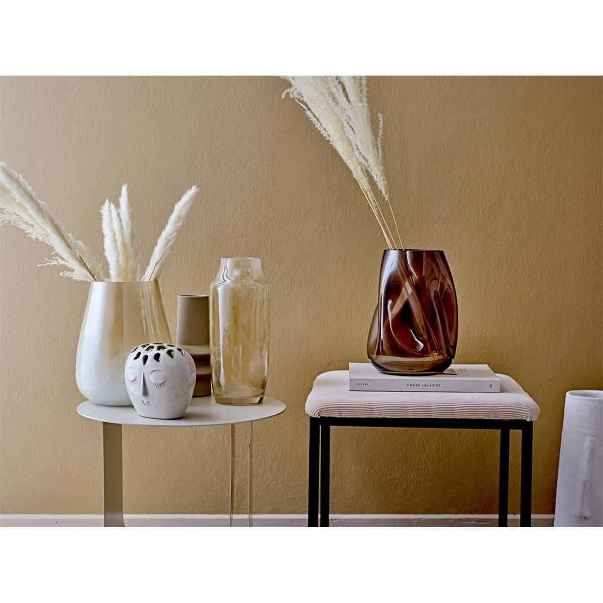 Kameninová váza Face 15,5xV14,5 cm_3