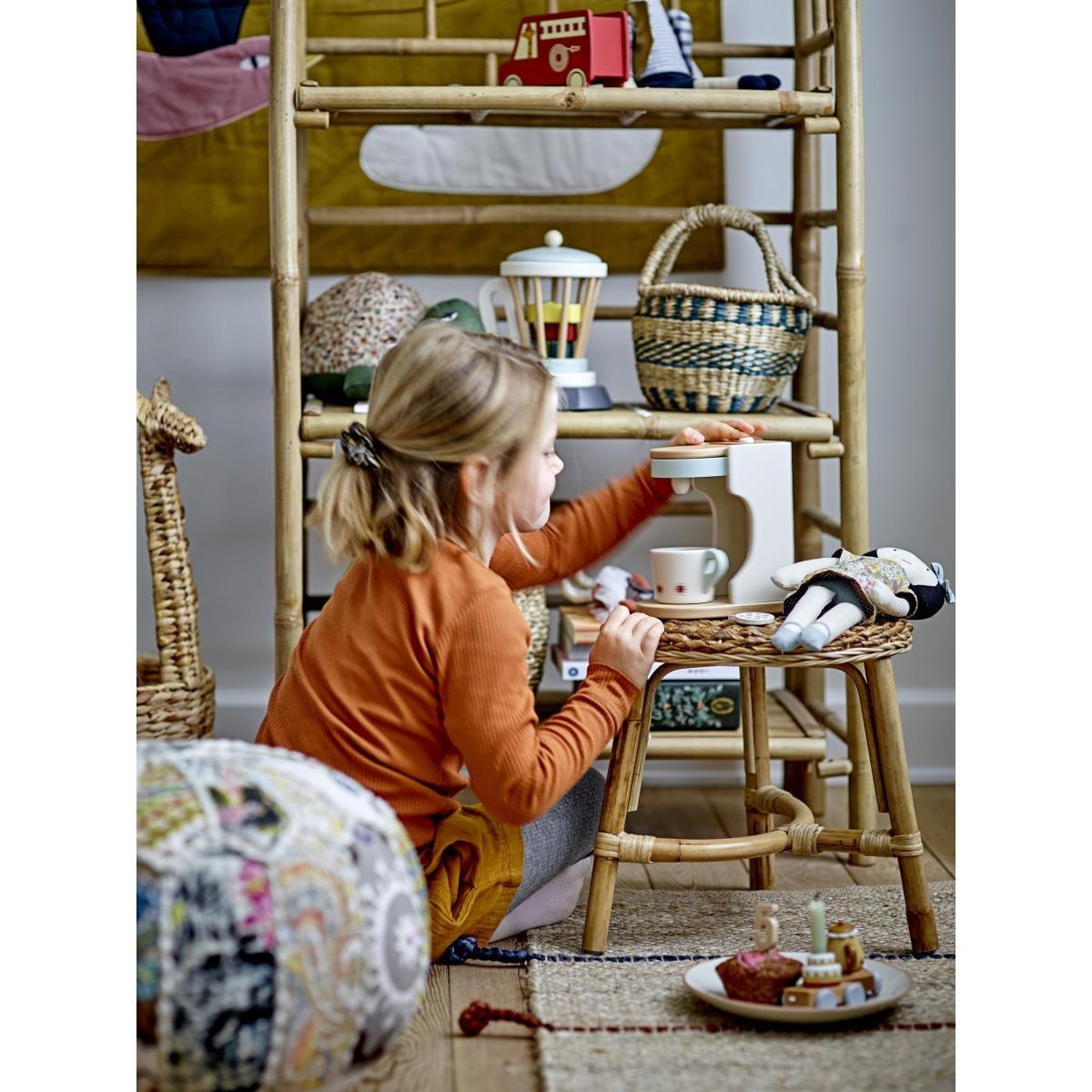 Dřevěný hrací set pro děti MIXER V.20 cm_6