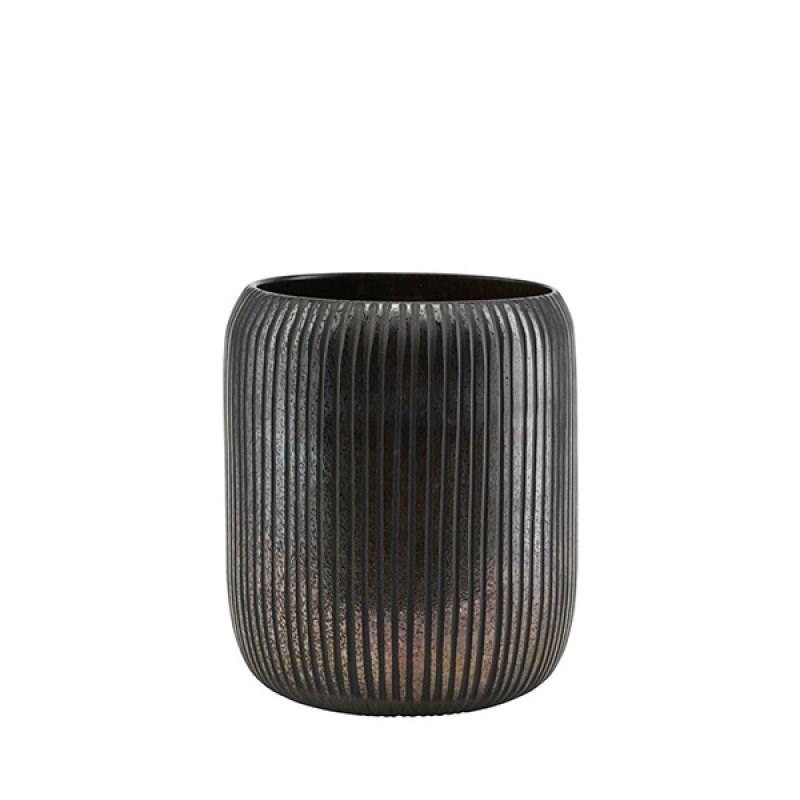 Obrázek z Váza UTLA hnědo černá