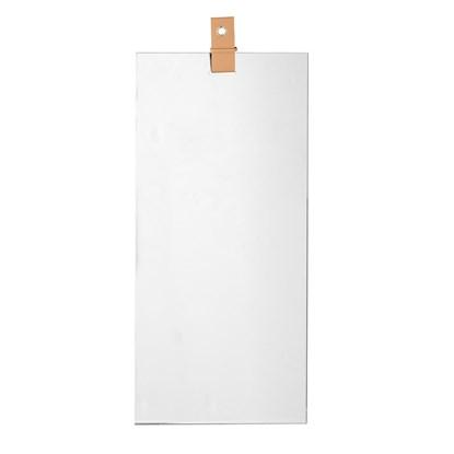 Závěsné zrcadlo Susi s poutkem 60x28 cm_0