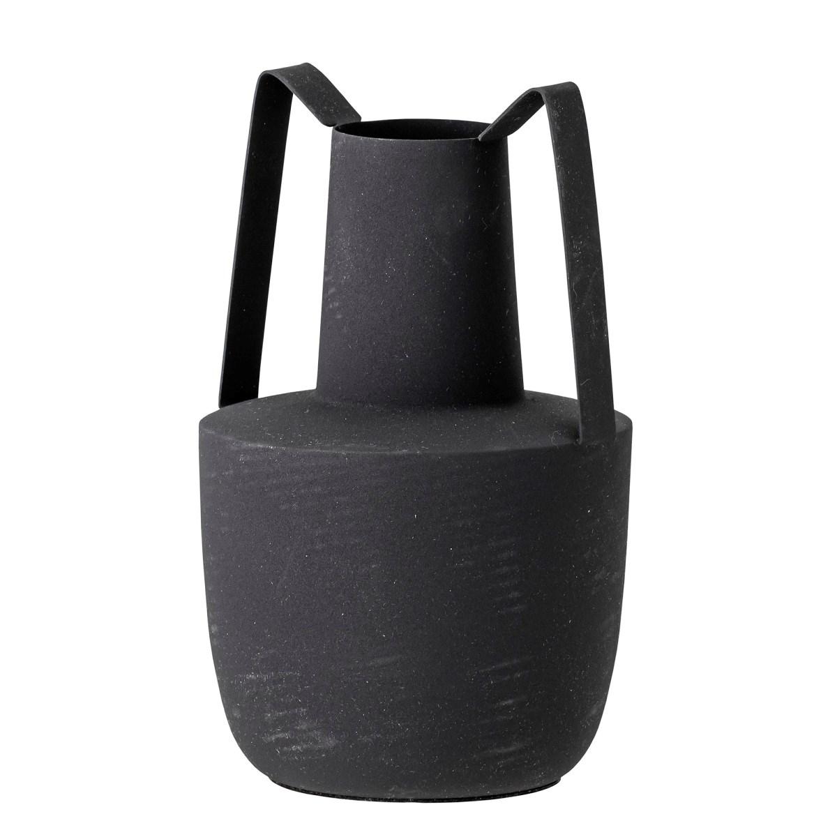 Kovová váza Itamar černá_0
