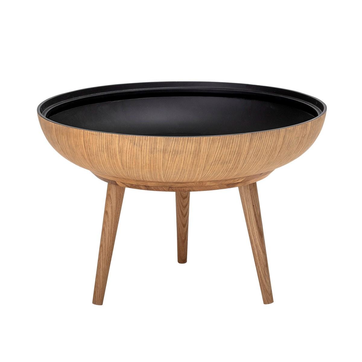Konferenční stolek s úlož. prostorem Ronda dubový_3