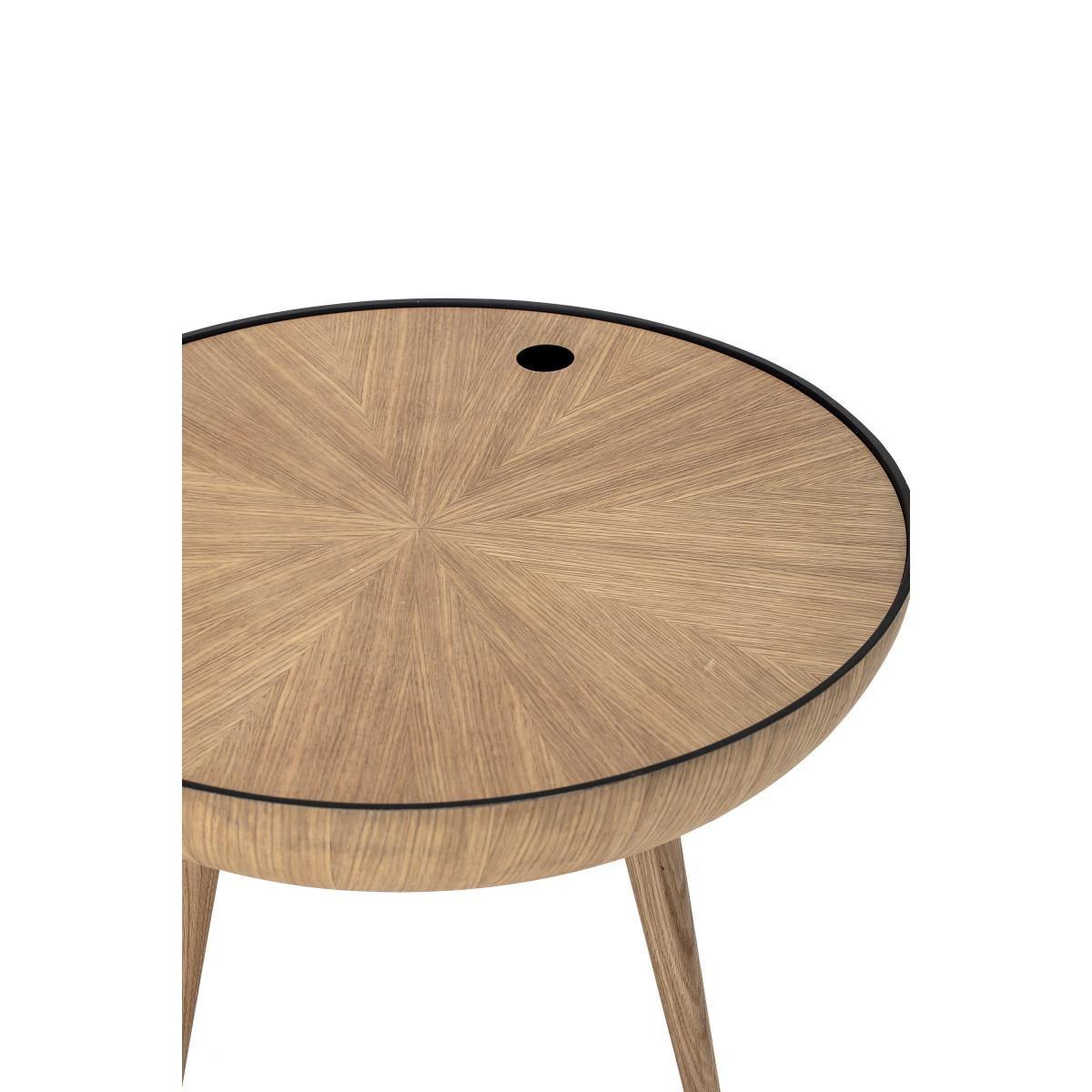 Konferenční stolek s úlož. prostorem Ronda dubový_5