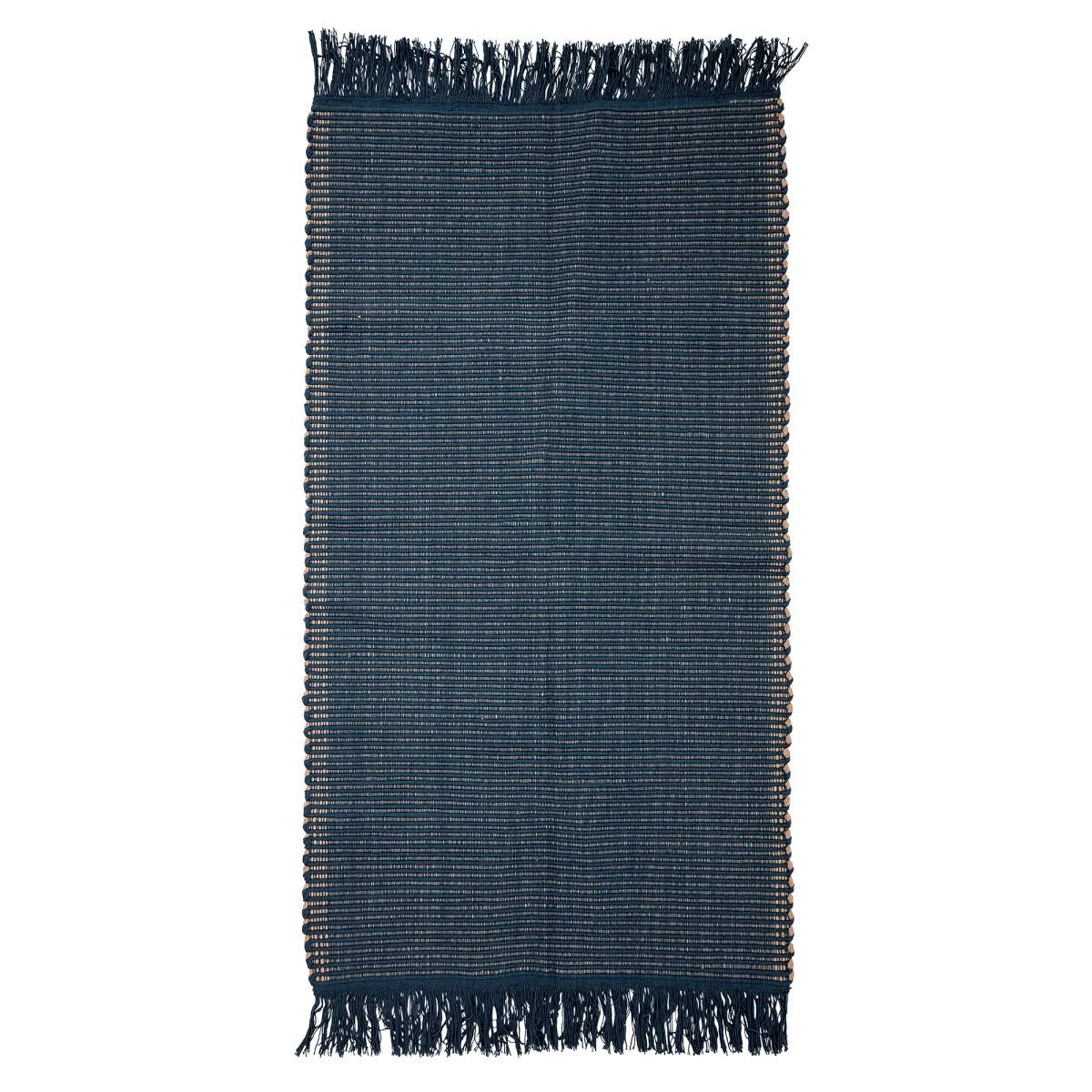 Koberec Yuliyana 160x80 cm modrý_0