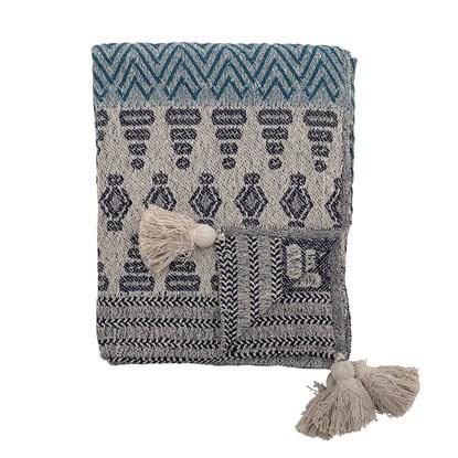 Pléd Milas z recykl. bavlny 160x130 cm_3