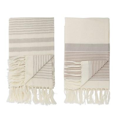 Bavlněný ručník 120x80 cm SET/2 ks šedý_3
