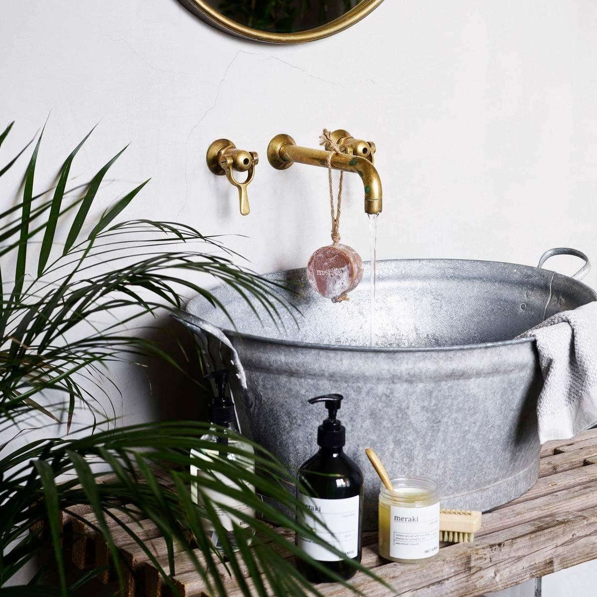 Obrázek z Mýdlo s mangostanem na zavěšení přírodní