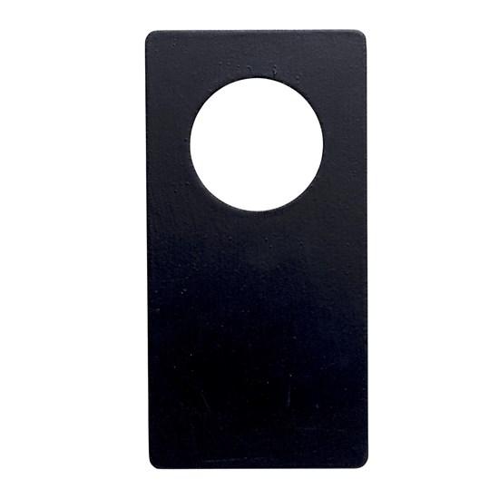 Cedule na dveře Sign černá_0