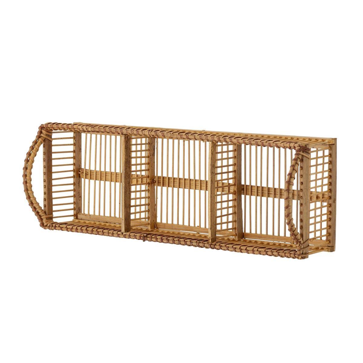 Odkládací koš / podnos s uchy Bamboo přírodní_1