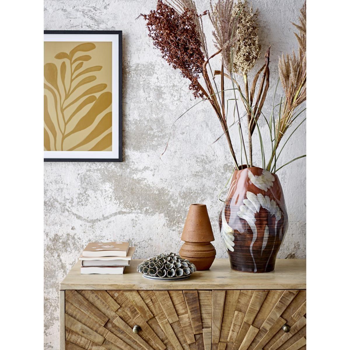 Umělá dekorace/ květina Assiba SET/2 ks_0