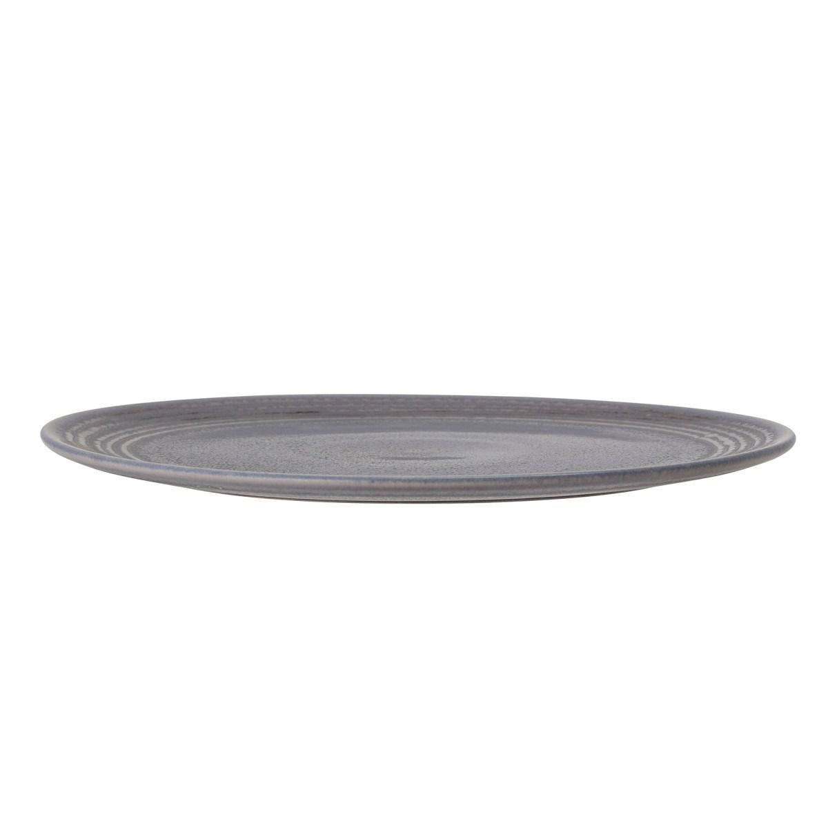 Talíř Raben 30 cm šedý kameninový_0