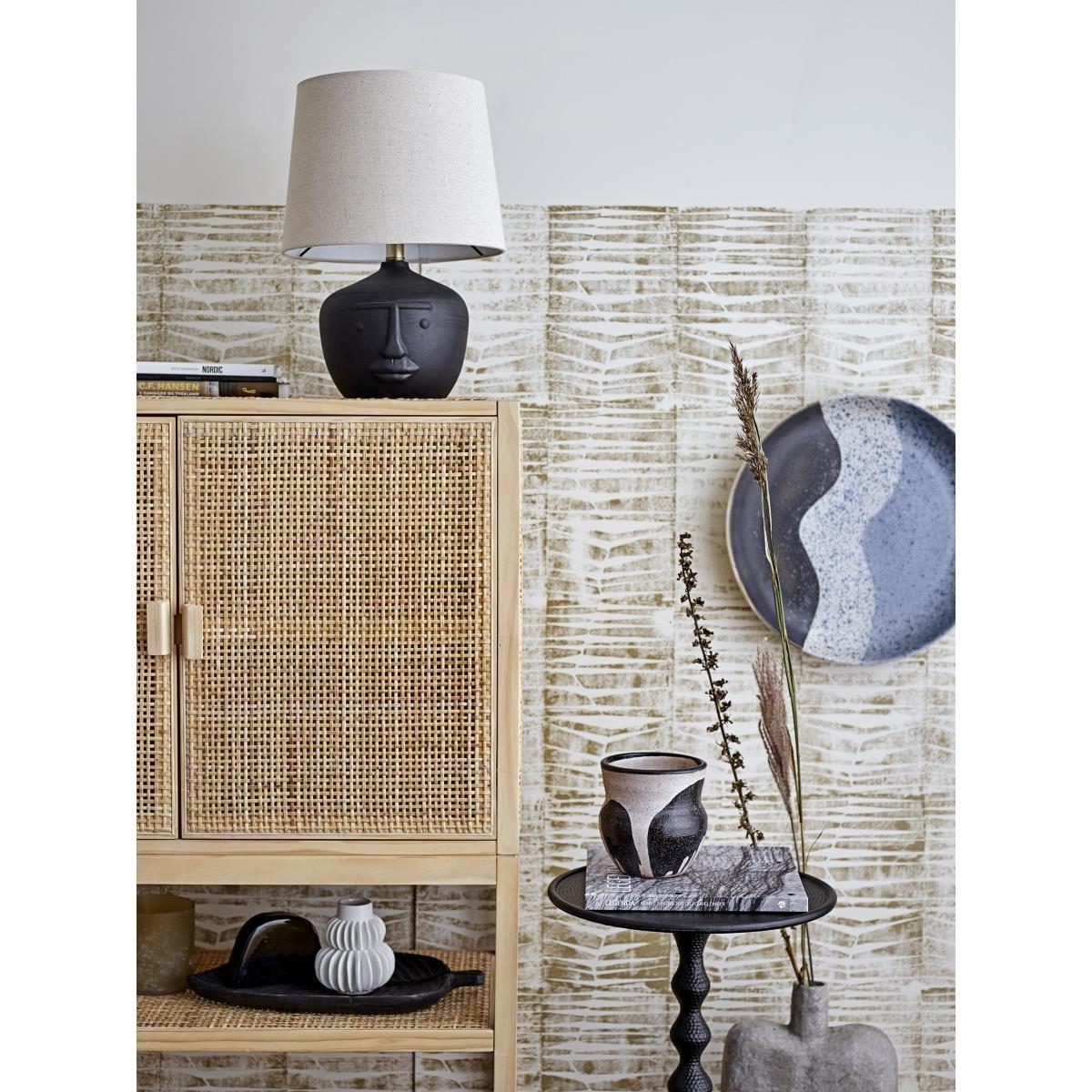 Dřevěný dekorační podnos / tác Kylar hnědý_2