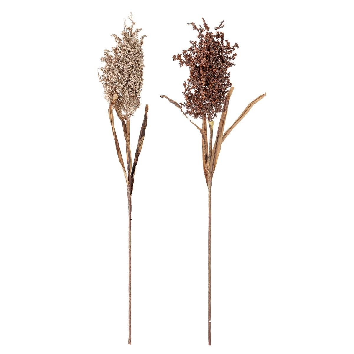 Umělá dekorace/ květina Assiba SET/2 ks_2