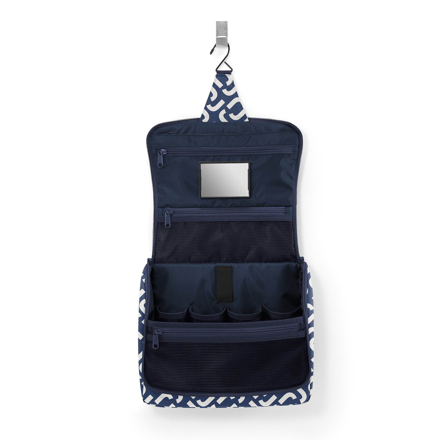 Kosmetická taška Toiletbag XL signature navy_0