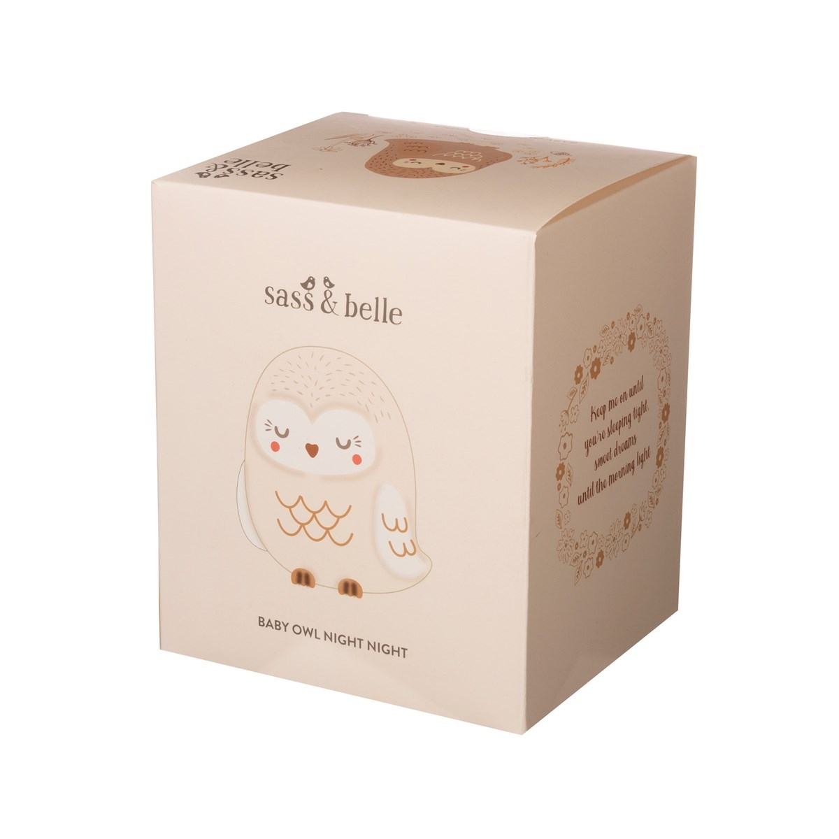 Dětské noční LED světlo SIKU OWL_1