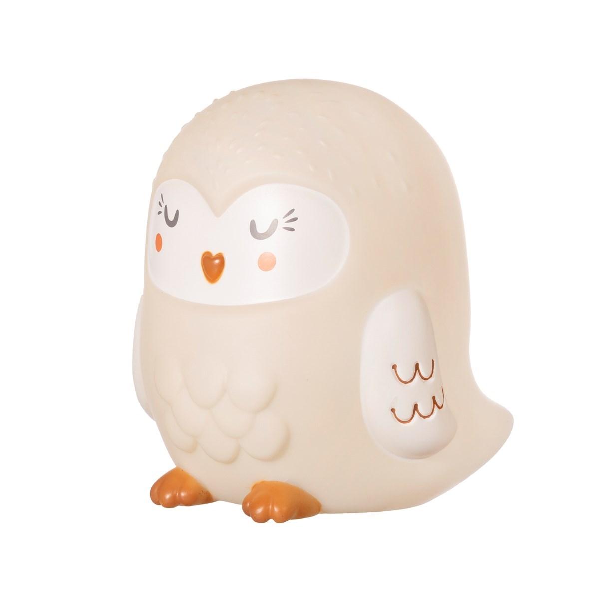 Dětské noční LED světlo SIKU OWL_0