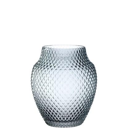 Váza POESIA modrá 23 cm_0