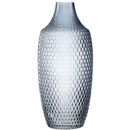 Váza POESIA modrá 40 cm_0