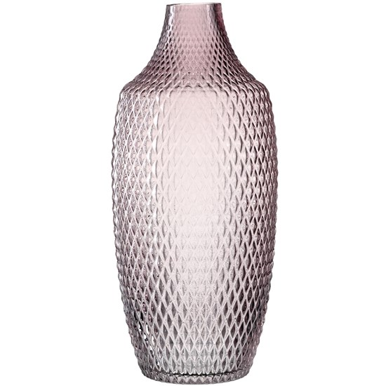 Váza POESIA fialová 40 cm_0