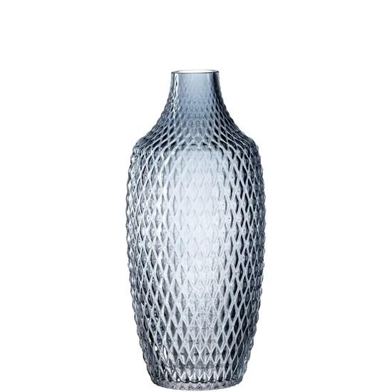 Váza POESIA modrá 30 cm_0