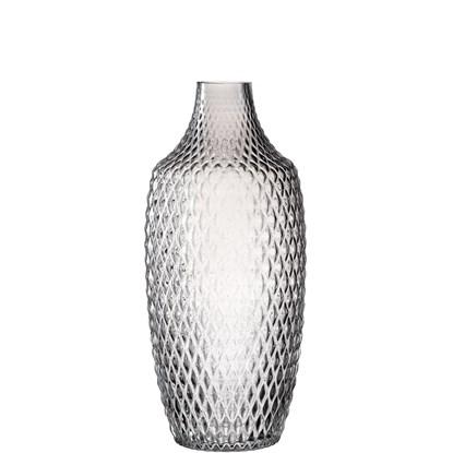 Váza POESIA šedá 30 cm_0