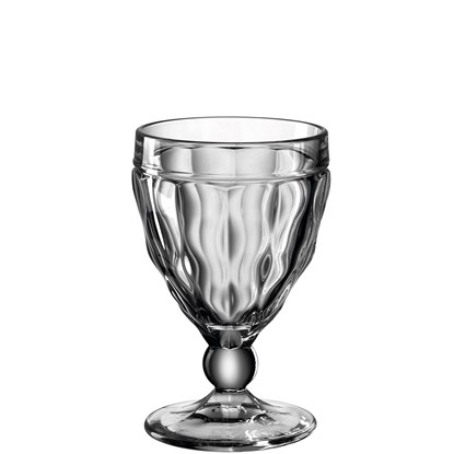 Sklenička na bílé víno BRINDISI 240 ml šedá_0