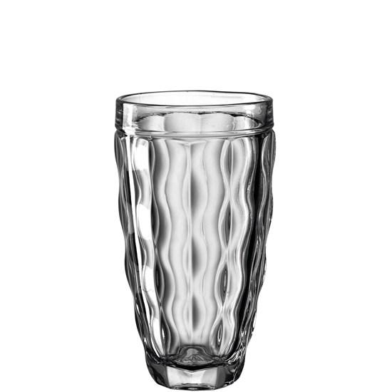 Sklenička na vodu BRINDISI 370 ml šedá_0