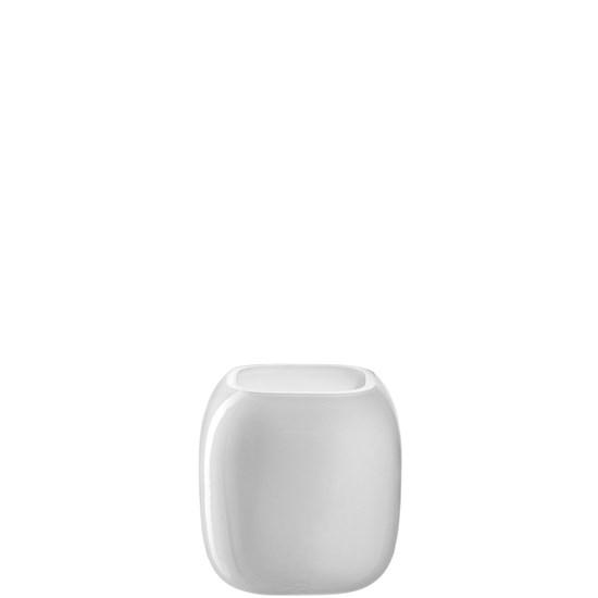 Váza MILANO bílá 9 cm_0