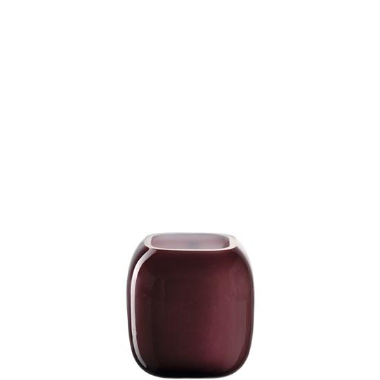 Váza MILANO bordó 9 cm_0