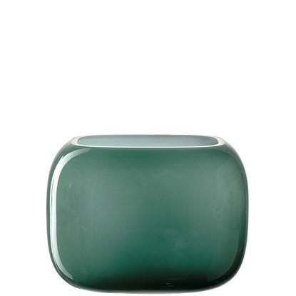 Váza MILANO zelená 13x18x14 cm_0