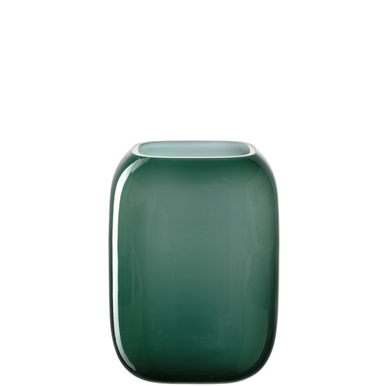 Váza MILANO zelená 20x15x15 cm_0