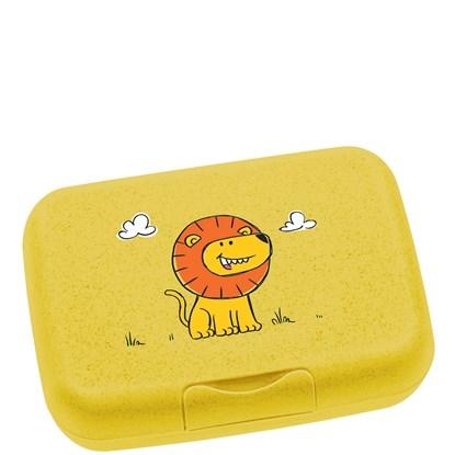 Box na svačinu BAMBINI žlutý / lev_0