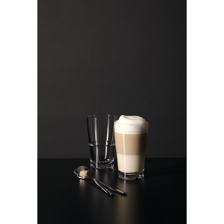 Sklenička na kávu  se lžičkou SENSO SET/2 ks_0