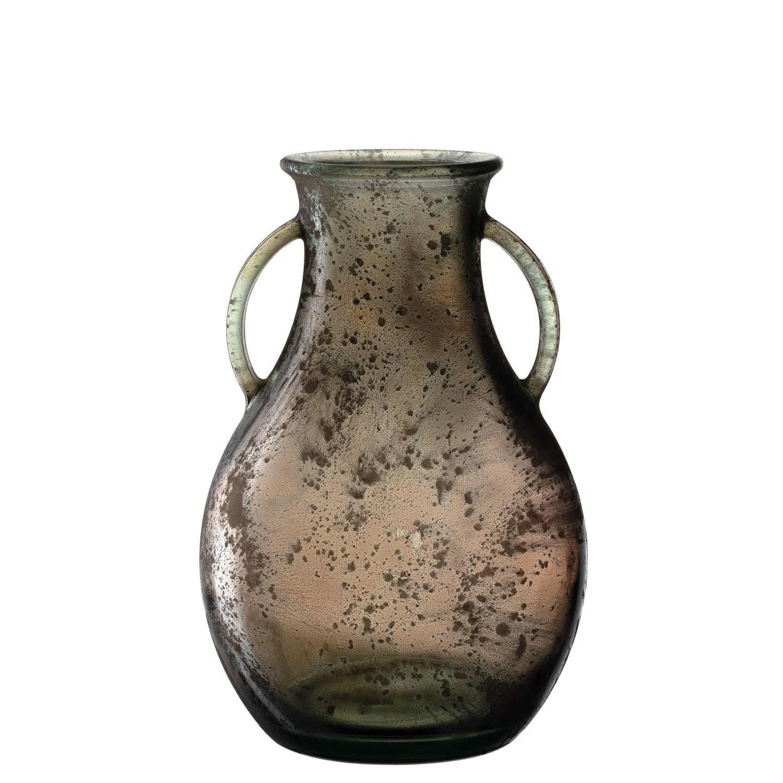 Váza CASOLARE hnědá 32 cm_3