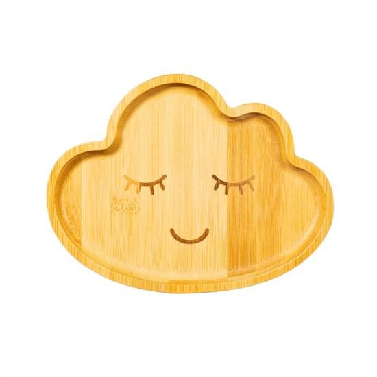 Bambusový talířek Cloud_1