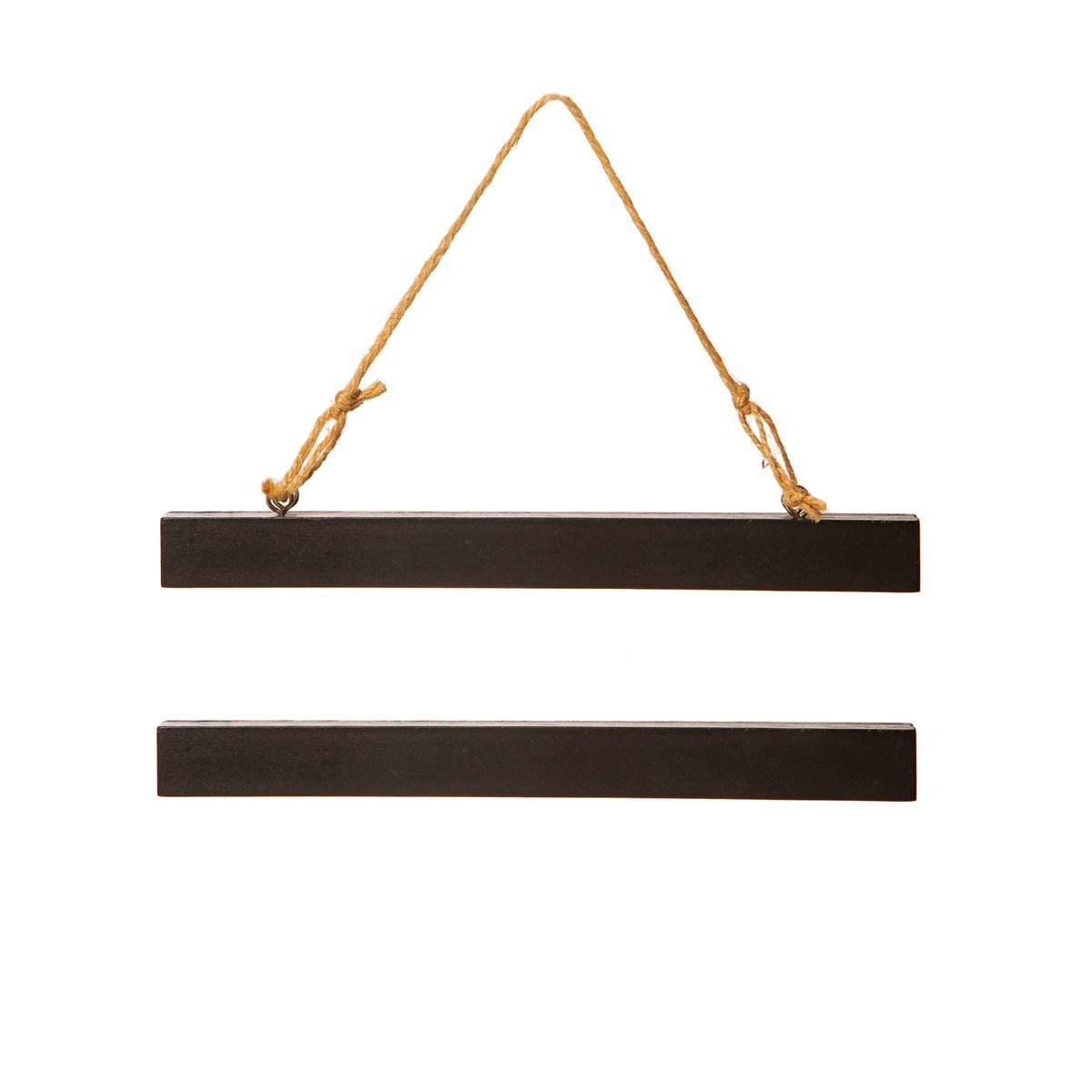 Magnetický držák fotografií a obrázků černý, 22 cm_1