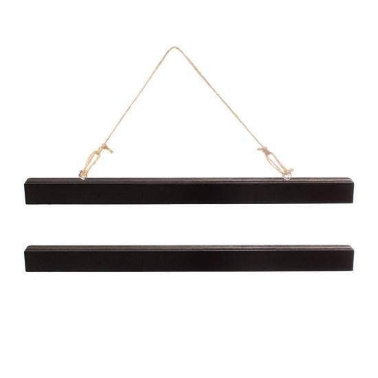 Magnetický držák fotografií a obrázků černý 22 cm_2