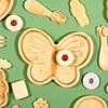 Bambusový talířek Butterfly_0